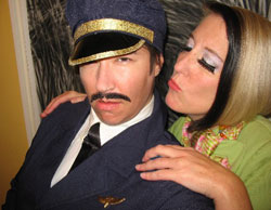 Pilot and Stewardess 2007 Halloween