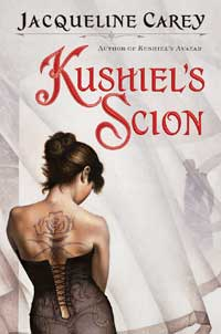 Purchase Kushiel's Scion through Amazon.com