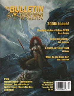 SFWA Bulletin