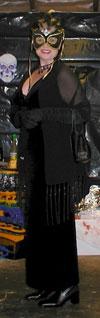 Shannon's costume