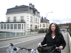 Jacqueline in Epinal, France