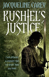 See a larger version of the UK's Kushiel's Justice cover