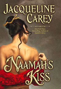 Naamah's Kiss by Jacqueline Carey - purchase at Amazon.com