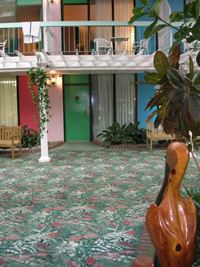Pi-Con Tropical Lobby