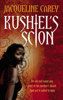 Click for a larger version of the UK Version of Kushiel's Scion