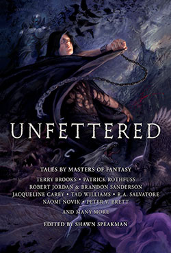 Click to purchase Unfettered on Amazon.com
